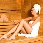 Sauna- wspomaganie zabiegów wyszczuplających