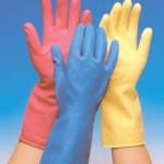 Zadbanie paznokcie a prace domowe